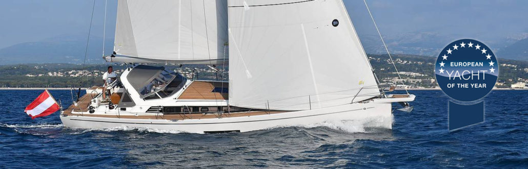 Sunbeam 46.1 - Boat of the Year 2019